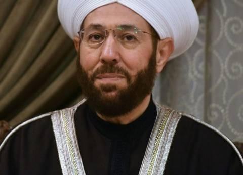 مفتي سوريا: ضربة التحالف الثلاثي اعتداء على بلادنا وروسيا وإيران