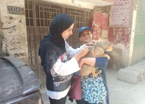 """""""بدل ما تسمهم طعمهم"""".. حملة لتطعيم الكلاب الضالة ضد السعار"""