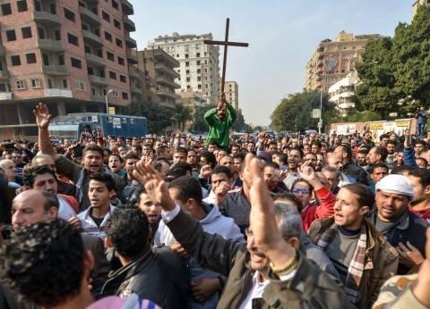 مئات الأقباط والمسلمين أمام «العذراء» فى «الوداع الأخير»