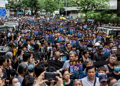 """""""الوزراء الصيني"""" يطالب تايوان بالتوقف عن التدخل في شؤون هونج كونج"""