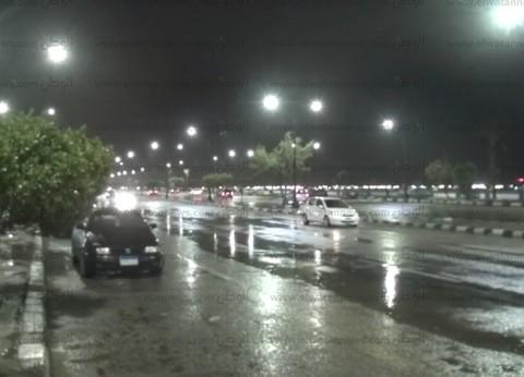 """""""أمطار وبرودة"""".. """"الأرصاد"""" تحذر المواطنين من طقس الليلة"""