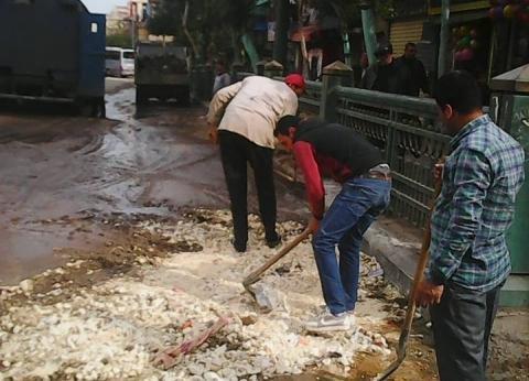 غدا.. قطع مياه الشرب عن 14 منطقة في القاهرة لمدة 8 ساعات