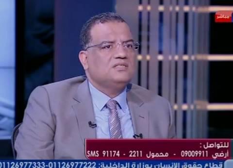 """مسلم: حركة المحافظين تأخرت كثيرا .. ومحافظ السويس تم تغييره بسبب """"تصريحات الرياح"""""""