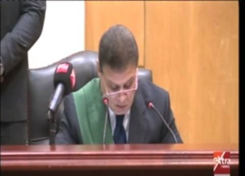 بالفيديو| لحظة النطق بالحكم على 8 من اللجان النوعية للإخوان