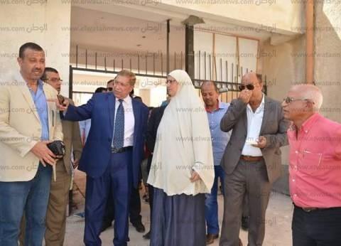محافظ الإسماعيلية يتراجع عن قراره بإقالة مديرة مدرسة إستجابة لأولياء الأمور