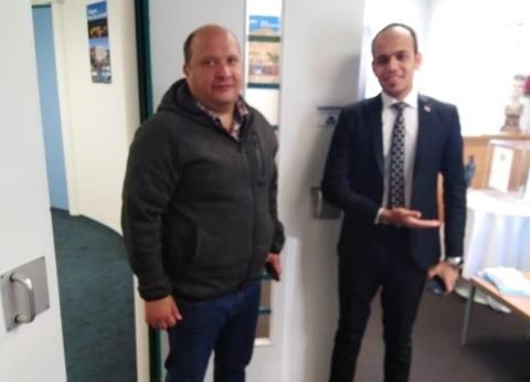 """سفير مصر بنيوزيلندا لـ""""الوطن"""": نسقنا مع السلطات لضمان تأمين الاستفتاء"""