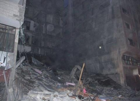 عاجل| استشهاد فلسطيني بقصف إسرائيلي على شرق قطاع غزة