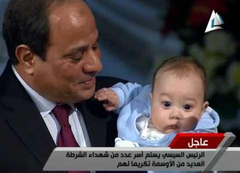السيسي للمصريين: خلوا بالكم من بلدكم