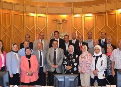 جامعة الإسكندرية تعتمد منحتين دراستين فى مجال الدراسات العليا سنويا