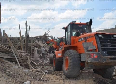 """""""العامة للعاملين بالبناء"""" تطالب بتوجيه مزيد من الاستثمارات إلى محافظات سيناء"""
