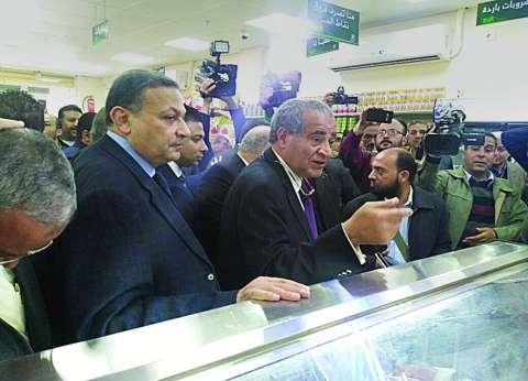 """""""التموين"""" تعلن مؤتمرا بشأن تأمين السلع خلال العملية الشاملة في سيناء"""
