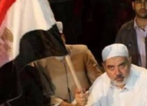 """""""حماس"""": هنية سيلقي خطابا للتعليق على كلمة ترامب اليوم"""
