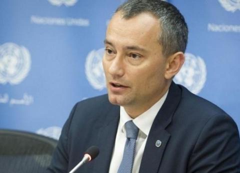 عاجل| المنسق الأممي بالشرق الأوسط يجري اتصالاته لاحتواء الموقف في غزة