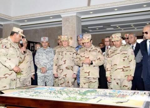 بسام راضي: السيسي ارتدى الزي العسكري من أجل رفع معنويات الجنود