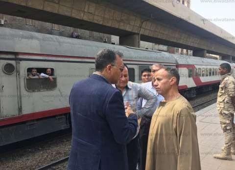 شرطة النقل: تحرير 24 قضية سرقة ونشل في محطات السكك الحديدية