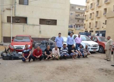 الأمن العام يعيد 13 سيارة مُبلغ بسرقتها خلال أسبوع