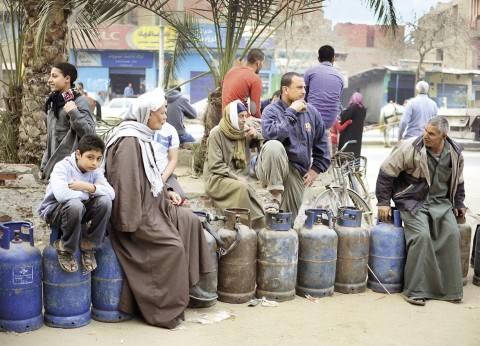 محافظ القليوبية: 35 جنيها لتوصيل أسطوانة الغاز للمنازل و30 من المستودع