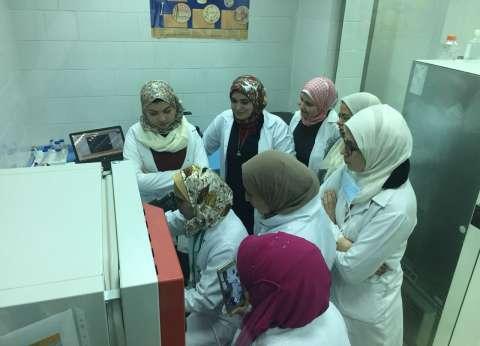"""ورشة للتدريب على أبحاث الخلايا الجذعية من الحبل السري بـ""""طب المنصورة"""""""