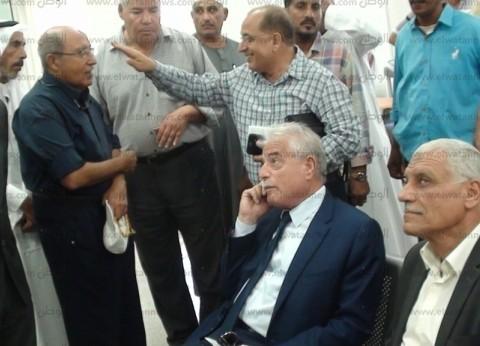 محافظ جنوب سيناء: افتتاح مكتب بريد حي المروة الأسبوع المقبل