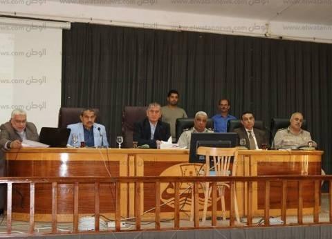 محافظ كفر الشيخ يشدد على إزالة التعديات وتفعيل حملات شرطة المرافق