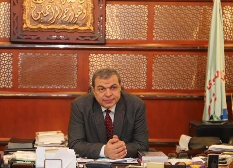 القوى العاملة: تحويل 9 ملايين جنيه رواتب تقاعدية لمصريين عملوا بالأردن