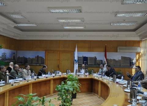 بالصور| رئيس جامعة كفرالشيخ: تأهيل وتدريب الطلاب المشاركين في مشروع محو الأمية