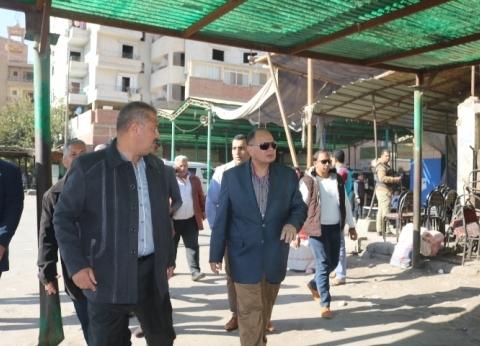 """محافظ الفيوم يوجه بتوفير سيارات أجرة إضافية بخط """"الفيوم – القاهرة"""""""