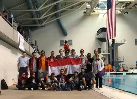 طلاب الإسكندرية يحصدون الأول والثالث في مسابقة الغواصات بأمريكا