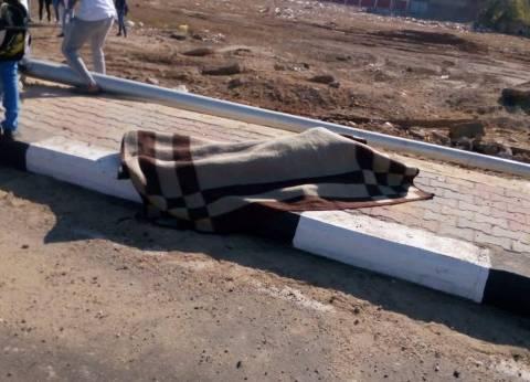 استغرق في النوم على سطح عقار بالوراق.. فسقط على الأرض جثة هامدة