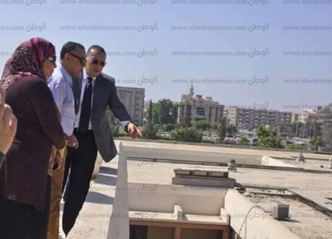 بالصور| رئيس جامعة قناة السويس: افتتاح مستشفى للأطفال بتكلفة 3 ملايين