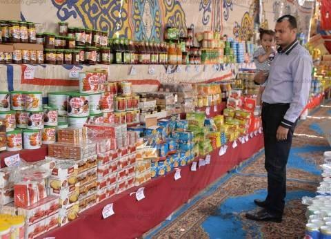 شرطة التموين: ضبط 36 طن مواد غذائية مدعومة قبل تهريبها