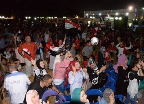 التأهل يعيد مقاطعي الكرة بعد مذبحة بورسعيد للاحتفال: «مش ناسيين الدم»