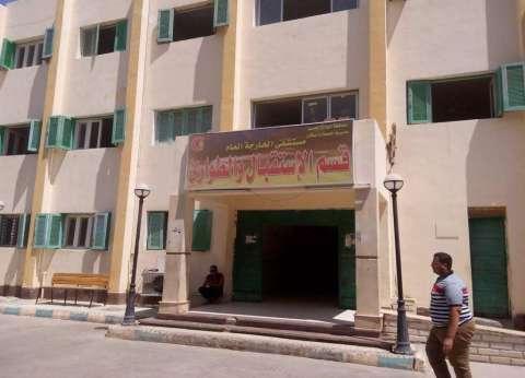 «الخارجة العام».. مستشفى على «أعلى مستوى» دون أطباء متخصصين