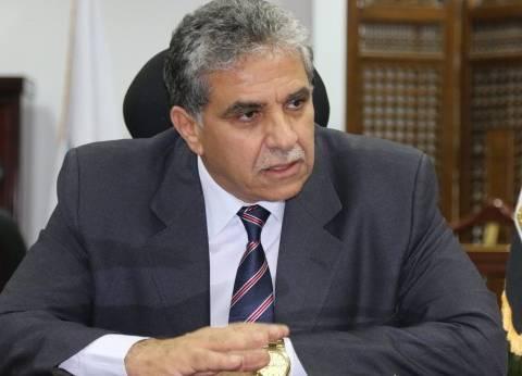 «شئون البيئة» يحرر 16 مخالفة حرق قش أرز فى كفر الشيخ والغربية
