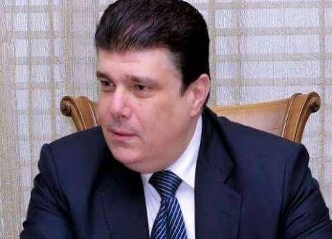 حسين زين يشارك في احتفالية جامعة الدول العربية