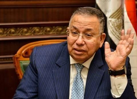 وكيل مجلس النواب: المصريون يرسمون المستقبل بالمشاركة في الاستفتاء