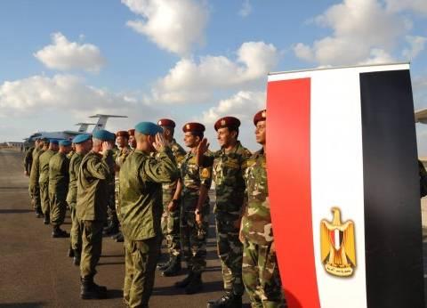 """استمرار فعاليات التدريب المصري الروسي """"حماة الصداقة 2016"""" حتى 26 أكتوبر الجاري"""