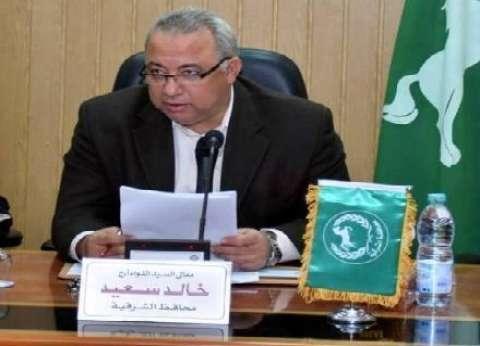 محافظ الشرقية: المشكلة السكانية في مصر تهدد جهود التنمية