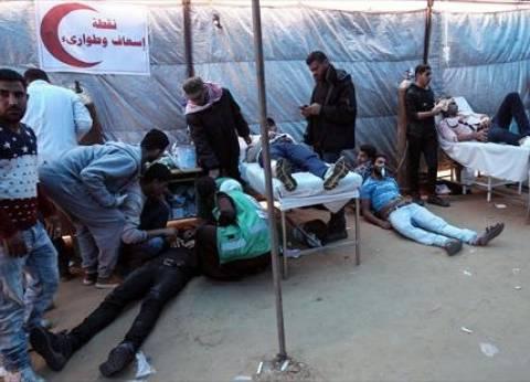 """""""اليوم الأكثر دموية"""" بغزة في 2018.. 14 قتيلا وأكثر من 1000 مصاب"""
