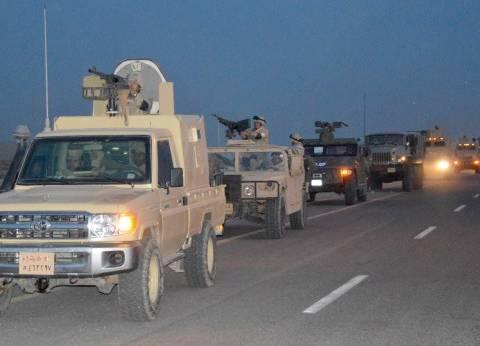 """خبير عسكري: عملية """"سيناء 2018"""" تشبه حرب أكتوبر"""