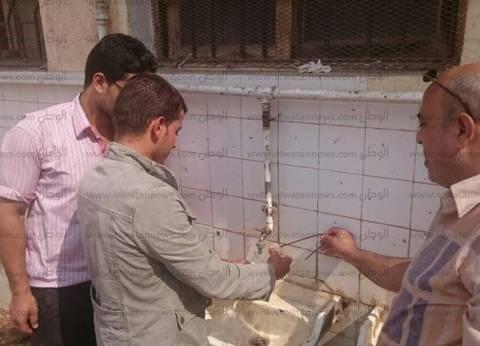 إعدام 120 كيلوجرام أغذية متنوعة داخل مدارس الدقهلية في حملة لمديرية الصحة
