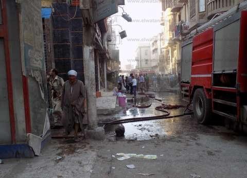 شاب يحرق سيارة والده لزواجه بعد وفاة الأم في المنيا