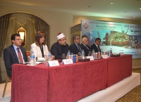 نبيلة مكرم: المصريون بالخارج أهم سبل الترويج لمصر الحقيقية