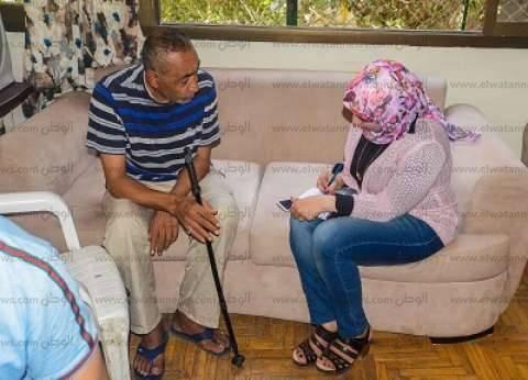 «عبدالناصر»: «الدار» أنقذتنى من مرمطة الشوارع