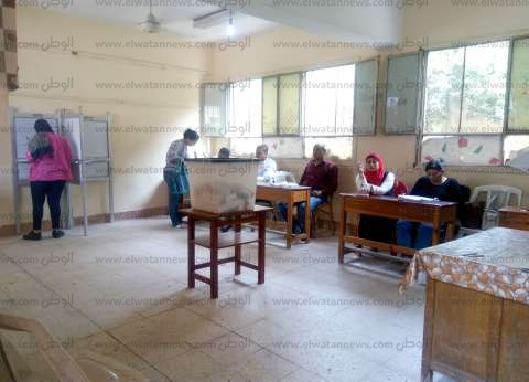 توافد كبار السن والسيدات على لجان النزهة والشيراتون بآخر أيام التصويت