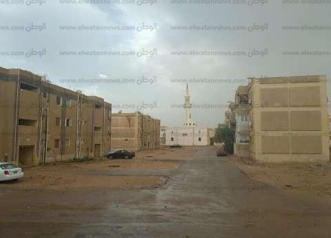 أمطار خفيفة على مدن جنوب سيناء.. واستمرار حالة الطوارئ بالمحافظة