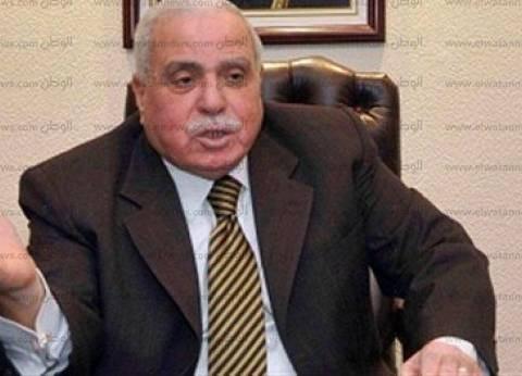 ياسر الدسوقي ينعى قدري أبو حسين محافظ حلوان الأسبق