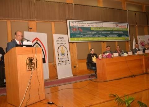 رئيس جامعة أسيوط: إنشاء مستشفى جديد للأورام بمنطقة البيسري