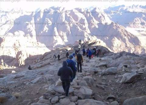 بعيدا عن الشواطئ.. مواقع جنوب سيناء السياحية: جبال وسباقات وآثار