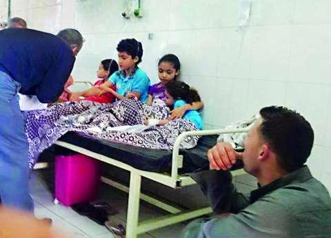 إصابة 13 بالتسمم في مطروح: تناولوا طعاما فاسدا في منازلهم